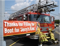 Fireman Boot Collection for Jerry's Kids